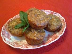 Morning Glory Muffins: Vegetarian & Vegan Collection @MintGrapefruit