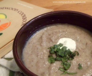 Mushroom Bisque: Vegetarian & Vegan Collection @MintGrapefruit