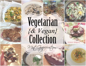 Vegetarian & Vegan Collection via MintGrapefruit.com