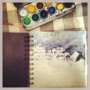 Life on Paper #HoysArtJournal