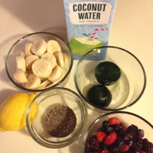 Smoothie Ingredients